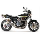 【NITRO RACING】4in1 手工彎曲 鈦合金 全段排氣管(Long Tail) Z1/Z2/Mk-2/Z1-R/Z750FZ-1用