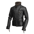 【DEGNER】男用皮皮革外套