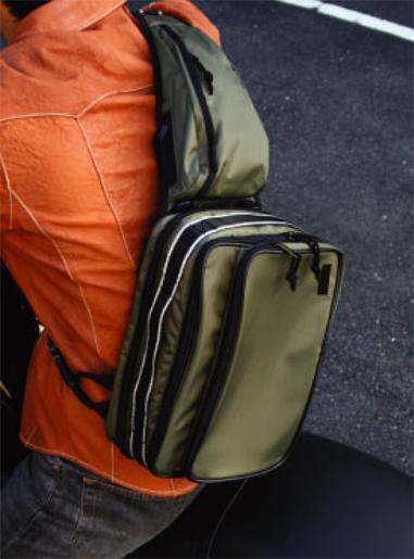 【DEGNER】單肩背包 - 「Webike-摩托百貨」