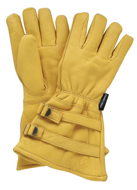 鹿皮冬季 手套