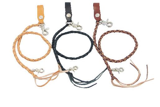 皮革 繩 W-8R