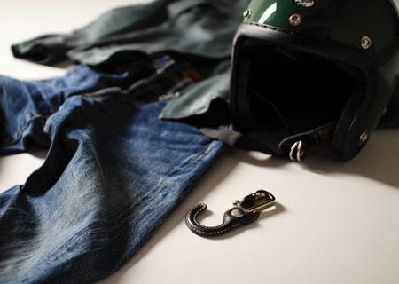 【DEGNER】安全帽掛鉤 - 「Webike-摩托百貨」