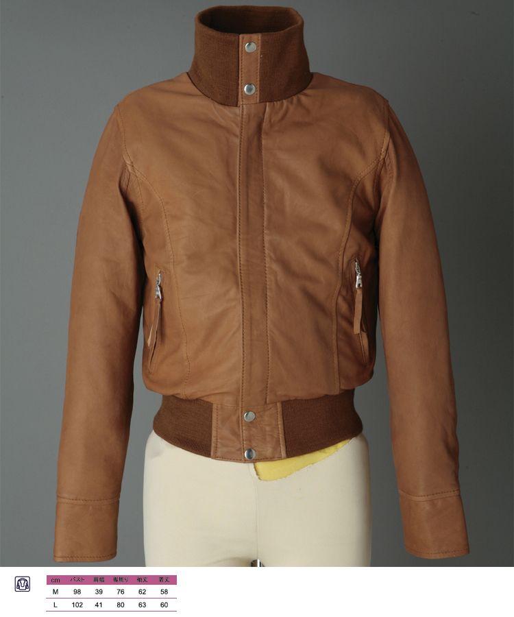 皮革外套 DG6WJ-3