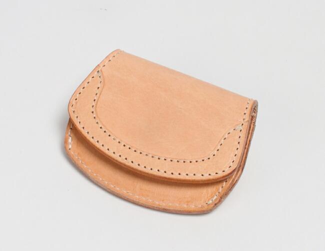 皮革製零錢包