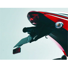【BEET】Kawasaki車用 無土除套件 (通用型)