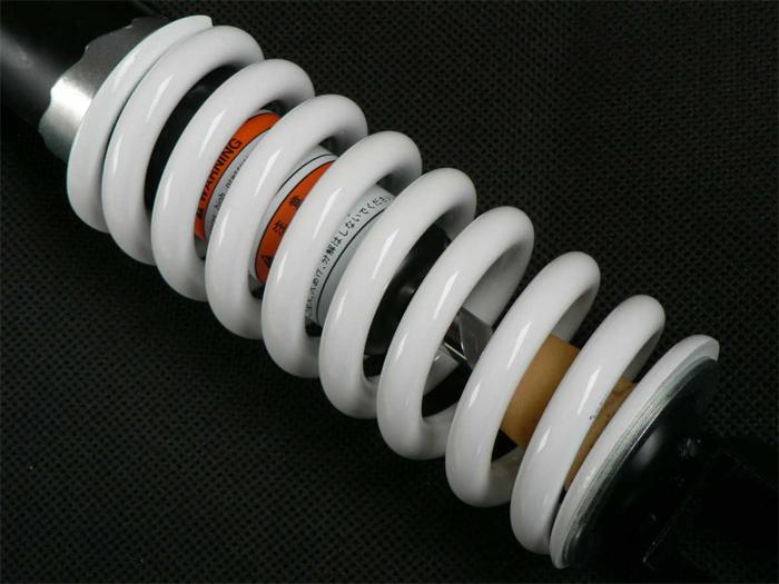 普通型後避震器強化彈簧套件
