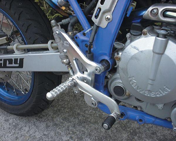 Hyper bank改裝腳踏套件