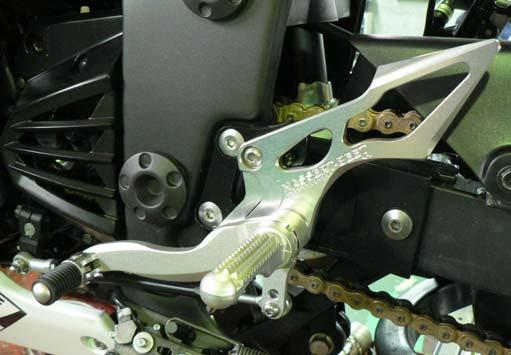 【BEET】Hyper bank 腳踏套件 可倒式 - 「Webike-摩托百貨」