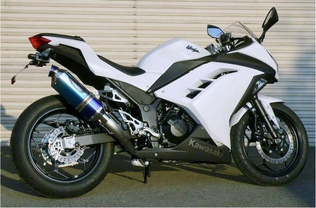 What 39 s the lightest full exhaust system kawasaki ninja 300 forum - Ninja 300 forum ...