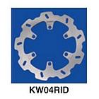 ブレーキング:BRAKING/オンロード用ウェーブディスクローター KW04RID