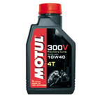 MOTUL:モチュール/300V 4T ファクトリーライン 10W-40 [2L]