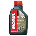 MOTUL:モチュール/5100 4T 10W-40 [2L]