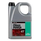 MOTOREXモトレックス/CROSS POWER 4T 4サイクルオイル