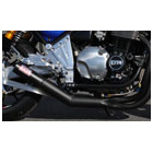 MORIWAKI One piece Black Muffler