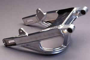 加長型鋁合金後搖臂