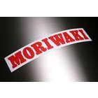 【MORIWAKI】Retro貼紙 - 「Webike-摩托百貨」