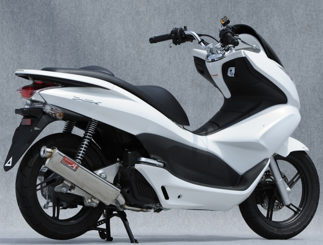 【YAMAMOTO RACING】SPEC-A TYPE-S排氣管尾段 - 「Webike-摩托百貨」