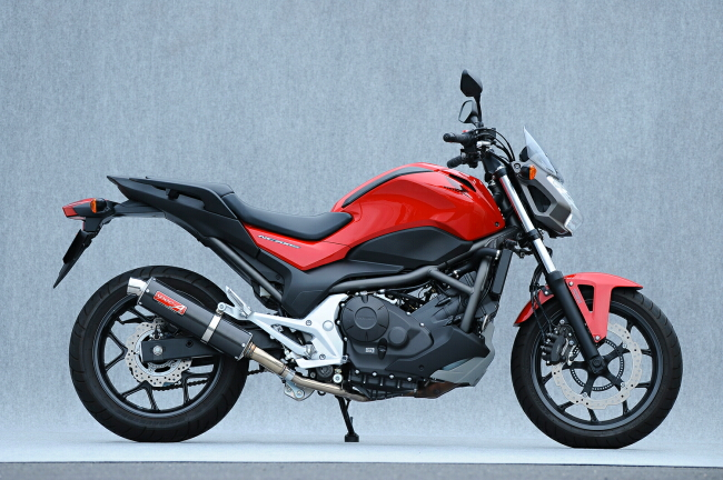 【YAMAMOTO RACING】SPEC-A 碳纖維排氣管尾段  - 「Webike-摩托百貨」