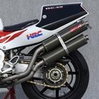 【YAMAMOTO RACING】SPEC-A 鈦合金全段排氣管