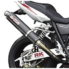 【YAMAMOTO RACING】Spec A UP 全段排氣管