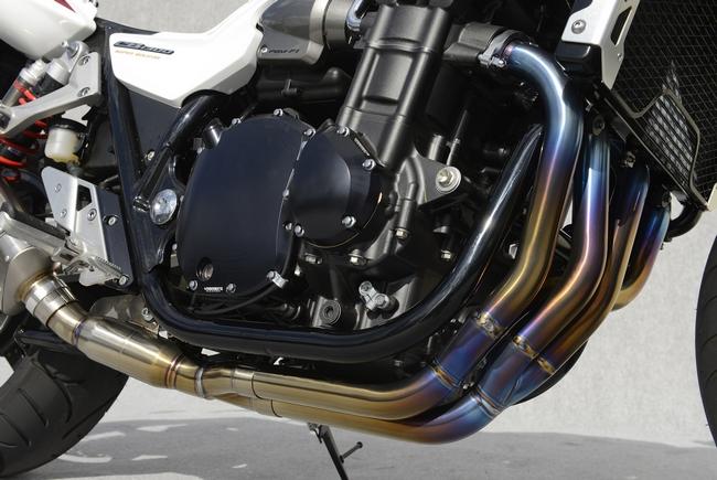 【YAMAMOTO RACING】SPEC-A 鈦合金排氣管前段  - 「Webike-摩托百貨」