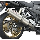 YAMAMOTO SpecificationsA Slip - on muffler
