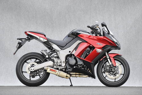 【YAMAMOTO RACING】NINJA1000 TI4-2-1  TYPE-S全段排氣管 - 「Webike-摩托百貨」