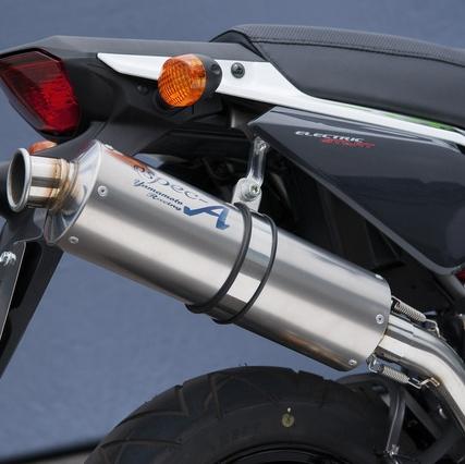SUS Down競賽型鈦合金排氣管尾段