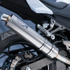 【YAMAMOTO RACING】SPEC-A 鈦合金 排氣管尾段