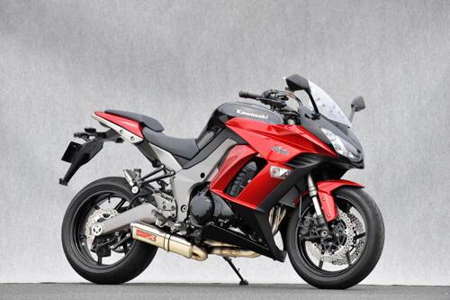 【YAMAMOTO RACING】SPEC-A 鈦合金4-2-1 TYPE-SA 全段排氣管 - 「Webike-摩托百貨」