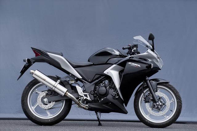 【YAMAMOTO RACING】CBR250R SUS TYPE-2 排氣管尾段 - 「Webike-摩托百貨」
