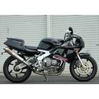 【YAMAMOTO RACING】CBR400RR TI4-1 Up type 鈦合金全段排氣管 98×416