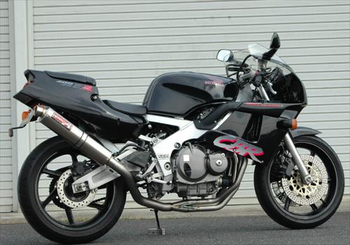 【YAMAMOTO RACING】CBR400RR TI4-1 Up type 鈦合金全段排氣管 98×416 - 「Webike-摩托百貨」