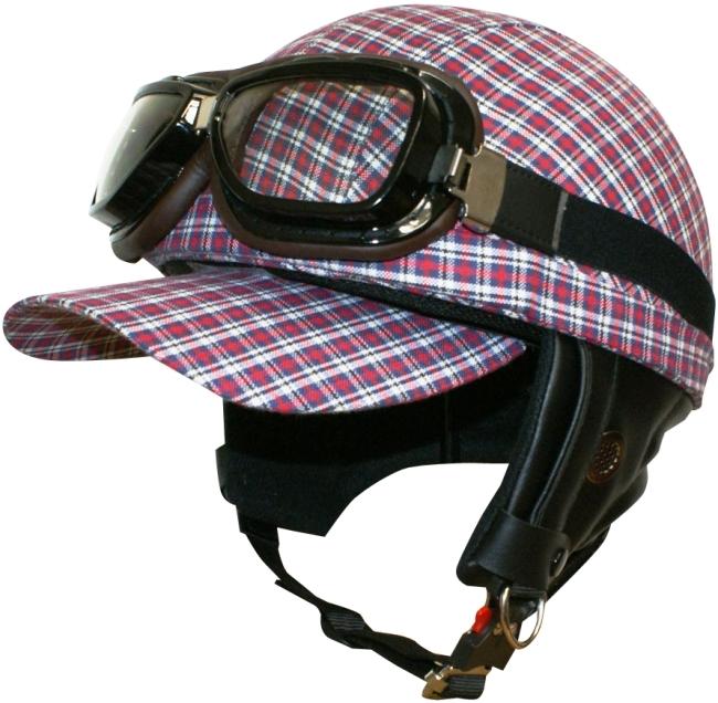 Bandit 方格紋安全帽
