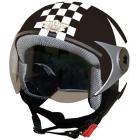 【DAMMTRAX】POPO GT 安全帽(Check&Star)
