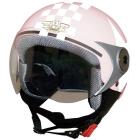 【DAMMTRAX】POPO GT安全帽(Check&Star)