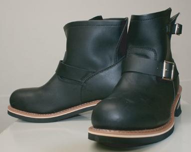 超短工程師靴