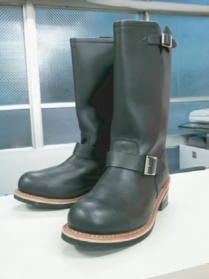 長筒工程師靴