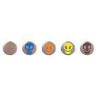 DAMMTRAX Skull Dot Button