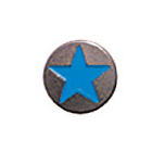 【DAMMTRAX】星星鈕扣