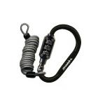 【DAMMTRAX】安全帽扣環鎖組附纜繩