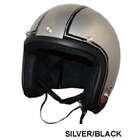 【DAMMTRAX】JET-J 條紋樣式四分之三安全帽 - 「Webike-摩托百貨」