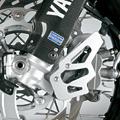 【YAMAHA】鋁合金前卡鉗護蓋R用 - 「Webike-摩托百貨」