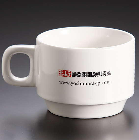 【YOSHIMURA】Yoshimura馬克杯 - 「Webike-摩托百貨」