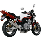 YOSHIMURA machine bendedTitanium cyclone Full exhaust muffler