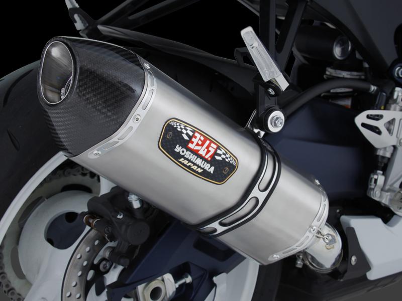 【YOSHIMURA】R-77J CYCLON EEXPORT SPEC排氣管尾段 - 「Webike-摩托百貨」