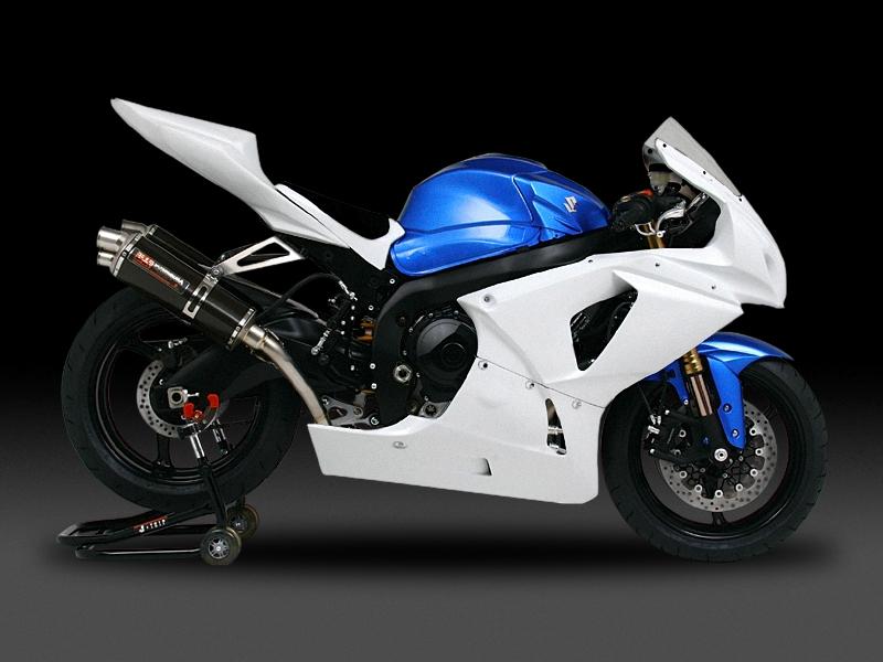 【YOSHIMURA】RACING CYCLONE 4-2-1-2TYPE 三角型鈦合金全段排氣管 - 「Webike-摩托百貨」