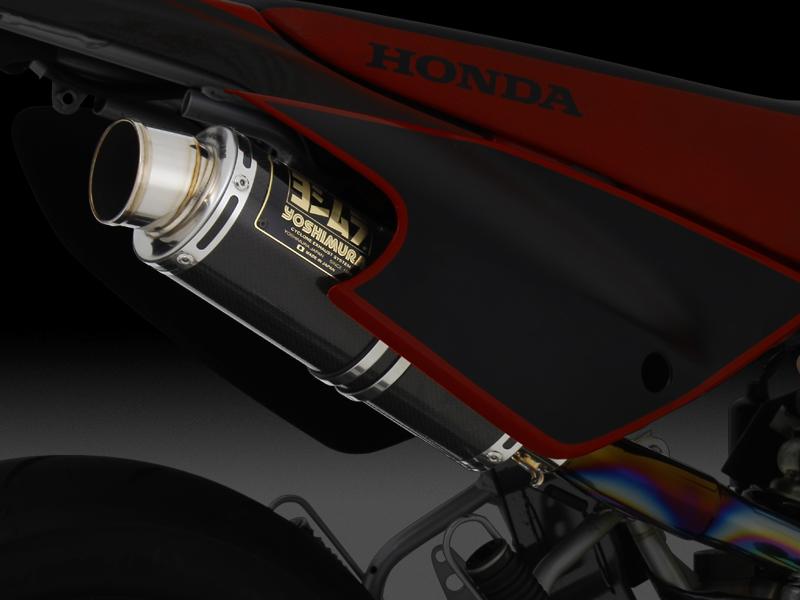 RACING CYCLONE R-SPEC 排氣管尾段改裝套件
