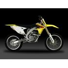 【YOSHIMURA(吉村)】Motocross用 RACING CYCLONE 橢圓型鈦合金全段排氣管(附EXP膨脹室)