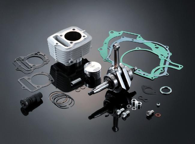 加大缸徑行程套件 (125cc)&凸輪軸 (ST-1) 組